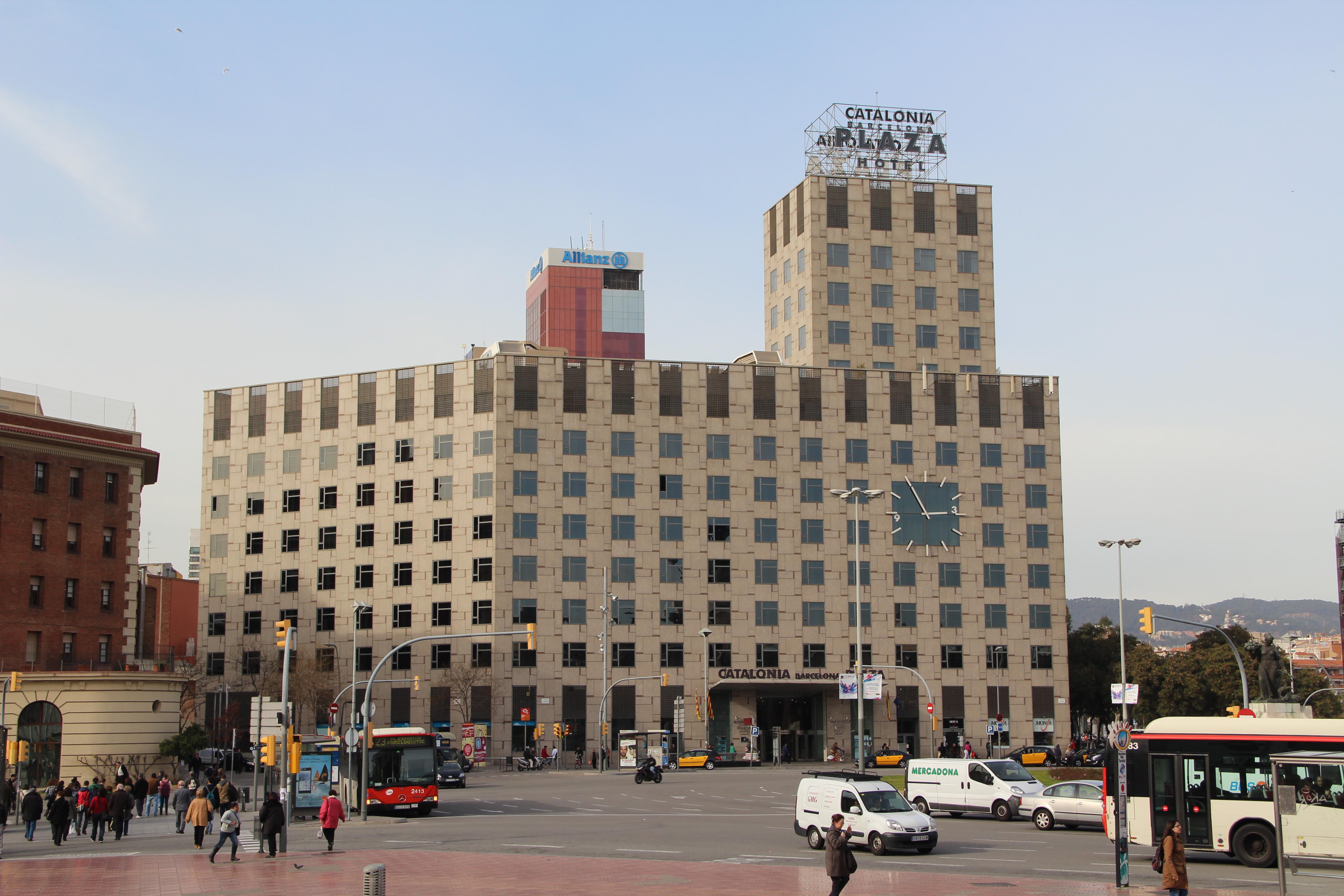 File hotel catalonia plaza barcelona img 1764 jpg for Hotel catalonia barcelona