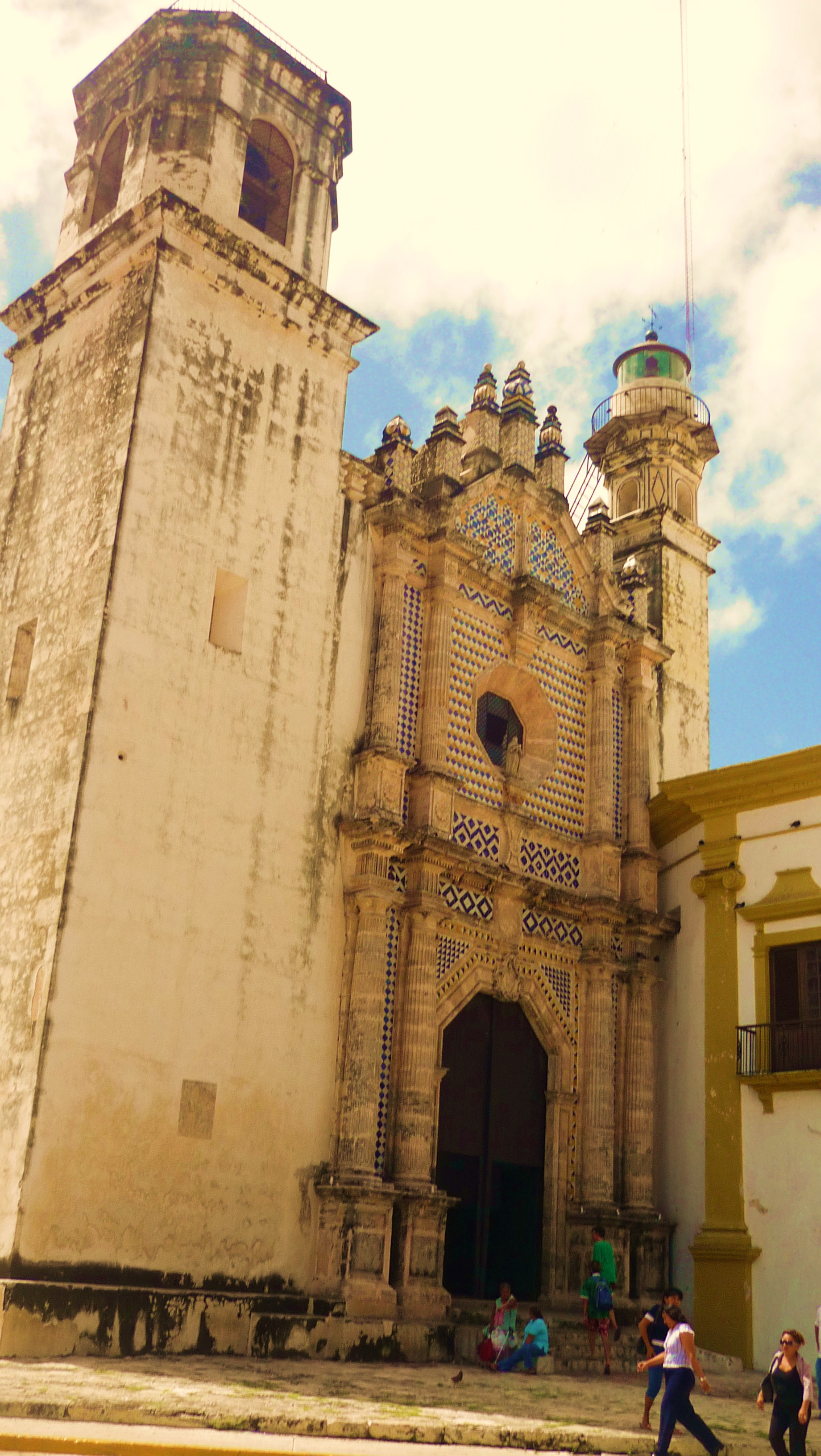 Convite ExpoGourmet Campeche 2016, Mexico (ENGLISH ...   Campeche City Monuments