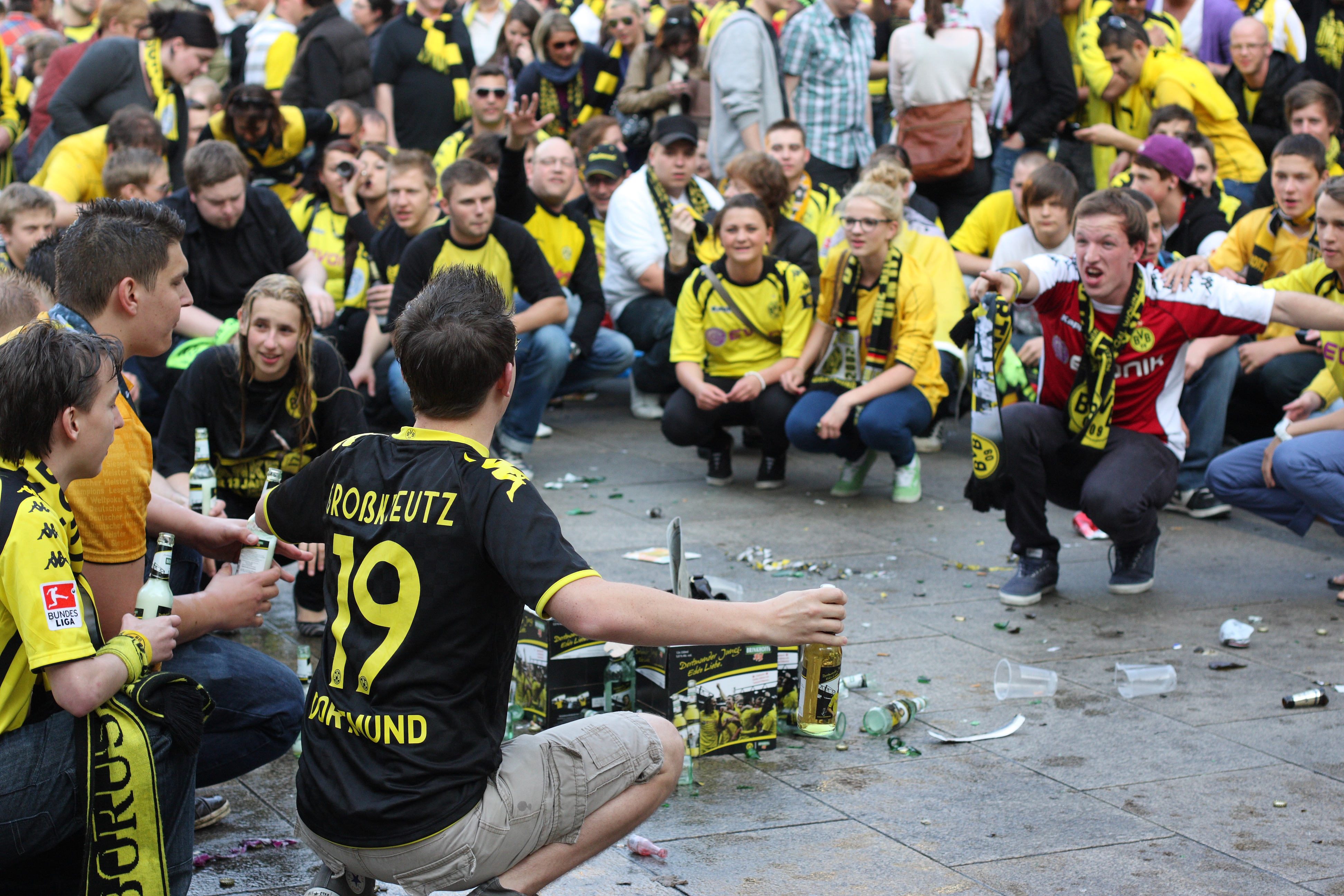 Dortmund Germany  city photos : Innenstadt, Dortmund, Germany 5681371477 Wikimedia ...