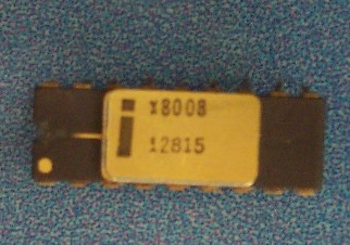 Intel 8008 - Wikipedia bahasa Indonesia, ensiklopedia bebas