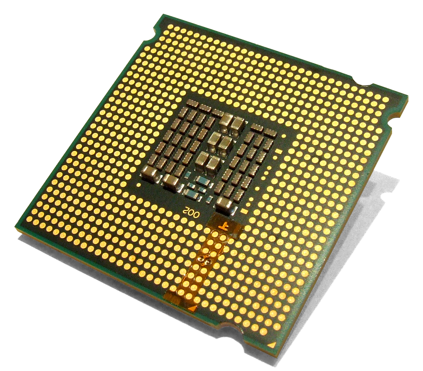 File:Intel Xeon E5450 (with 775 mod) png - Wikimedia Commons