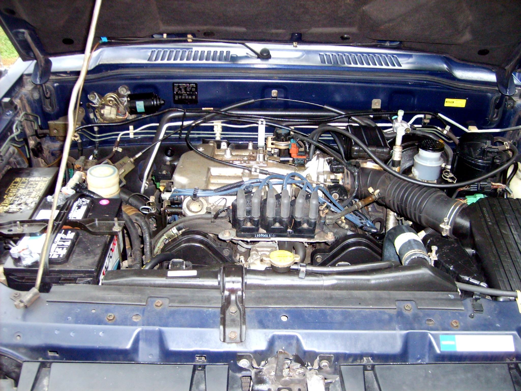 Isuzu Vd Sohc Engine