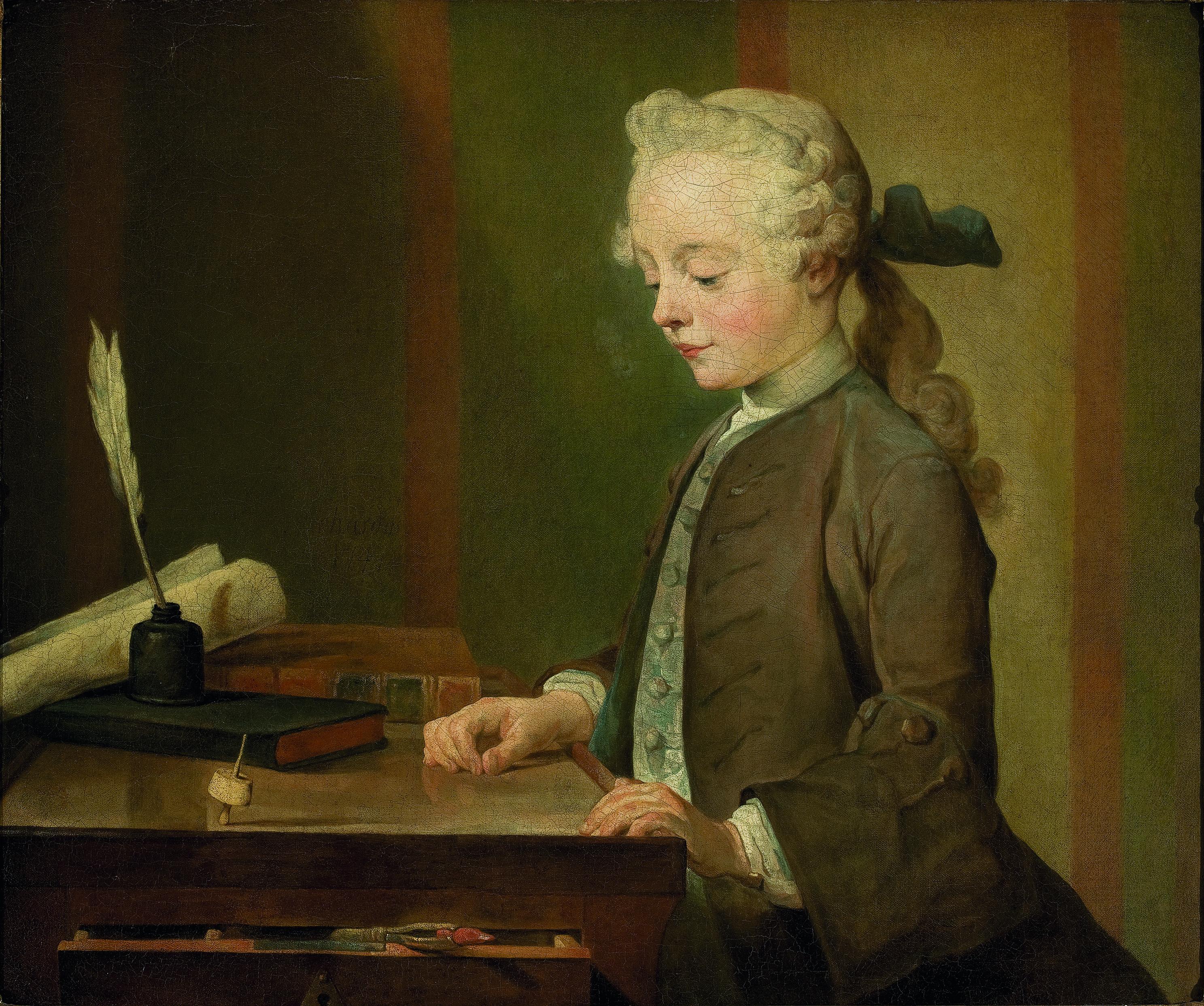 File:Jean Siméon Chardin - Retrato de Auguste Gabriel Godefroy.jpg