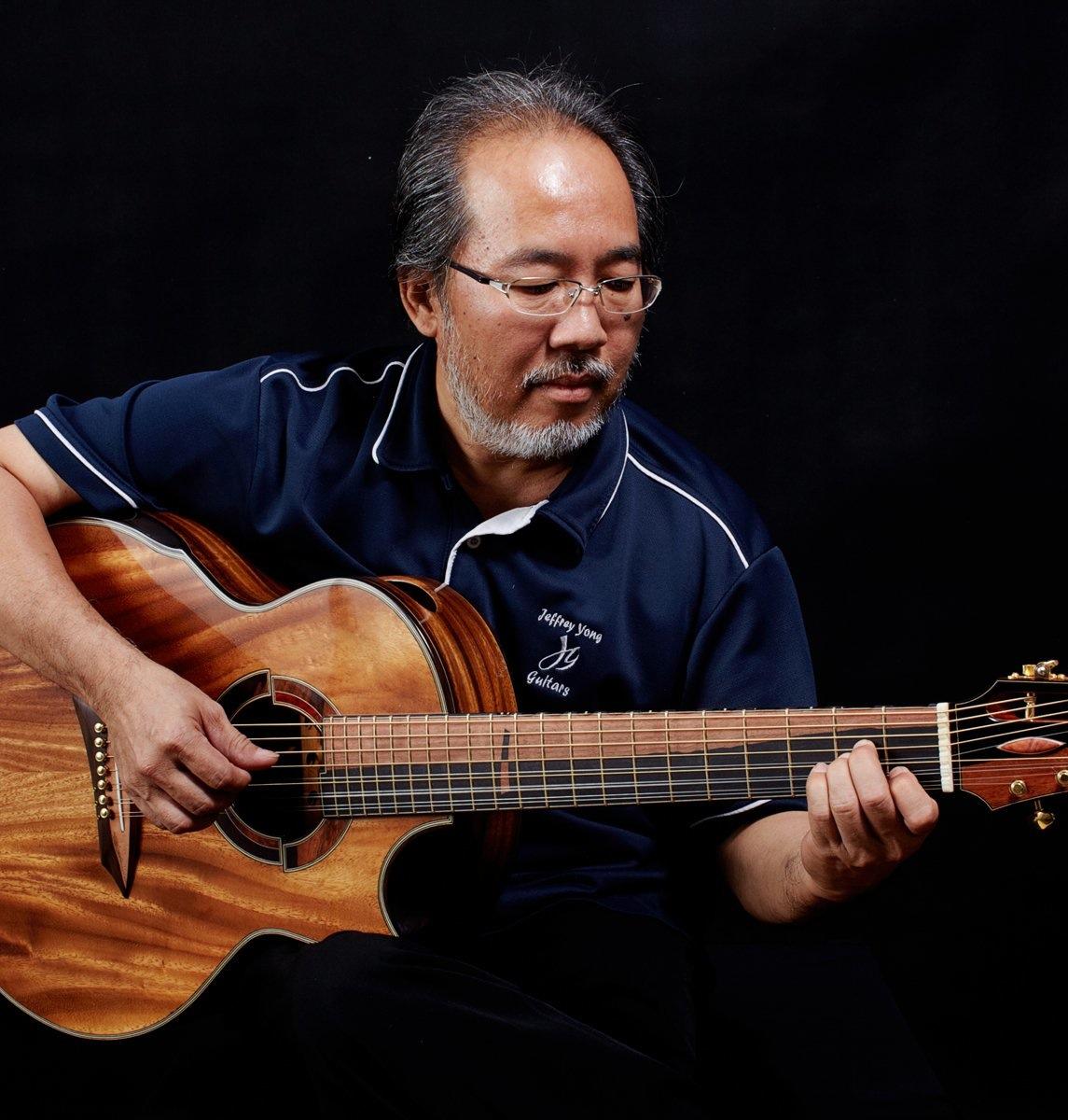 Guitar Whatsapp Wallpaper: Jeffrey Yong