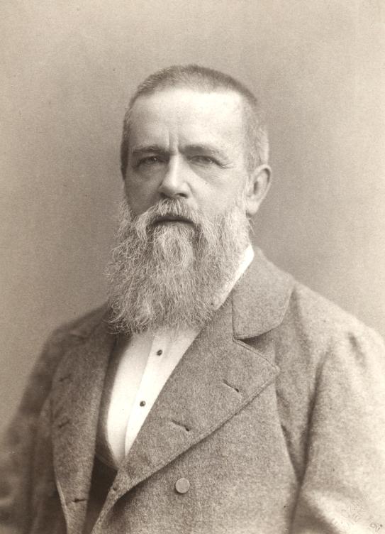 image of Julius Hermann Moritz Busch