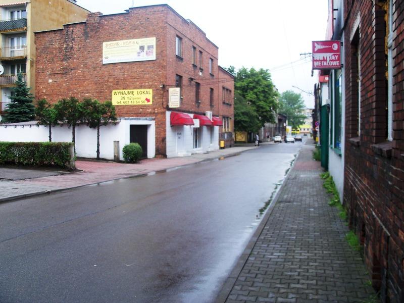 Ulica Gnieźnieńska w Katowicach
