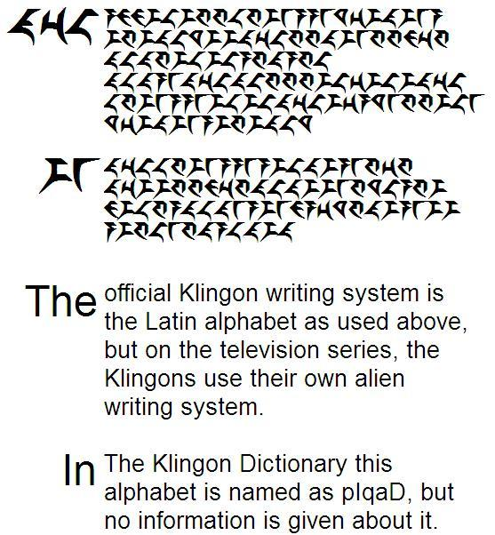 klingon dictionary pdf free download