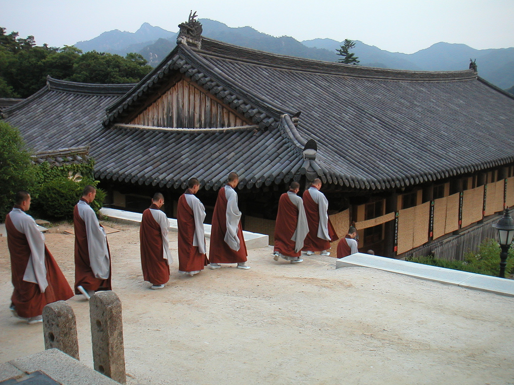 South Korean Buddhism of Korean Buddhism[edit