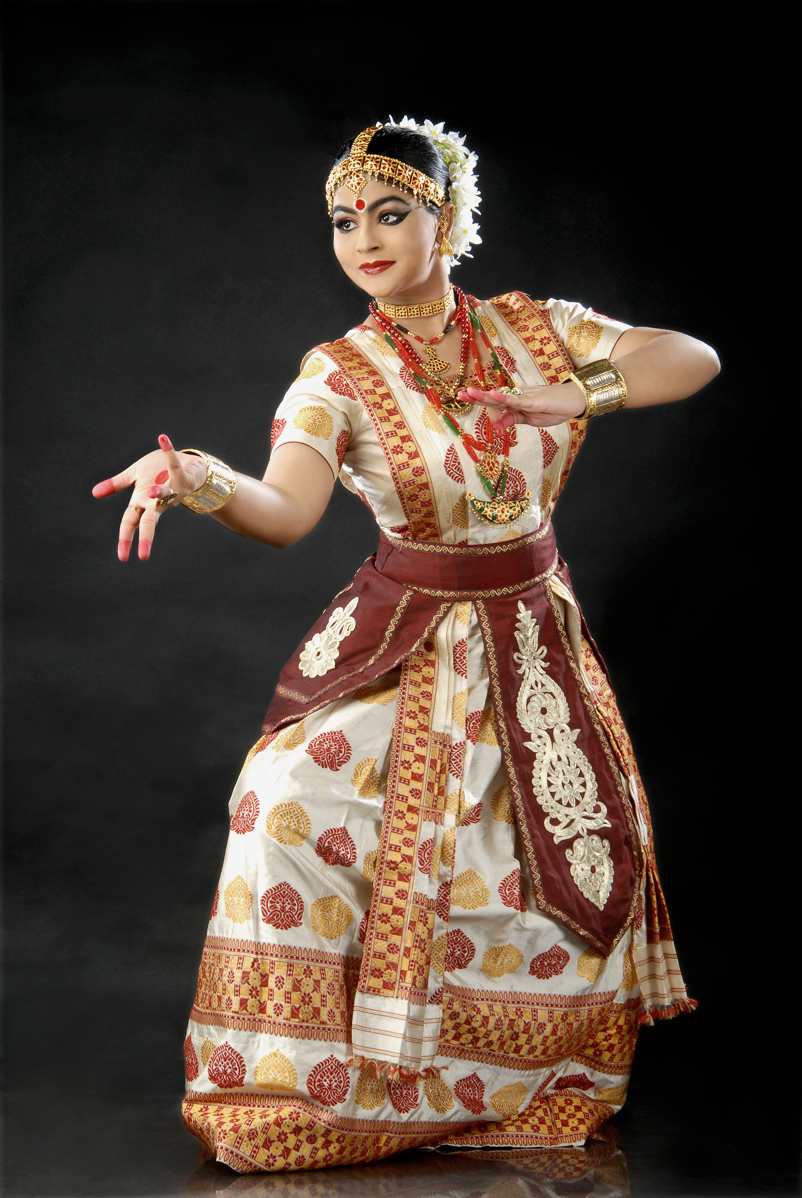 traditional dance forms of india