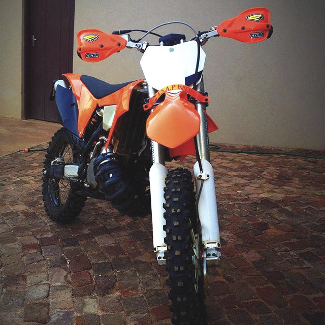 Ktm  Xc Quad Stock Jet Kit