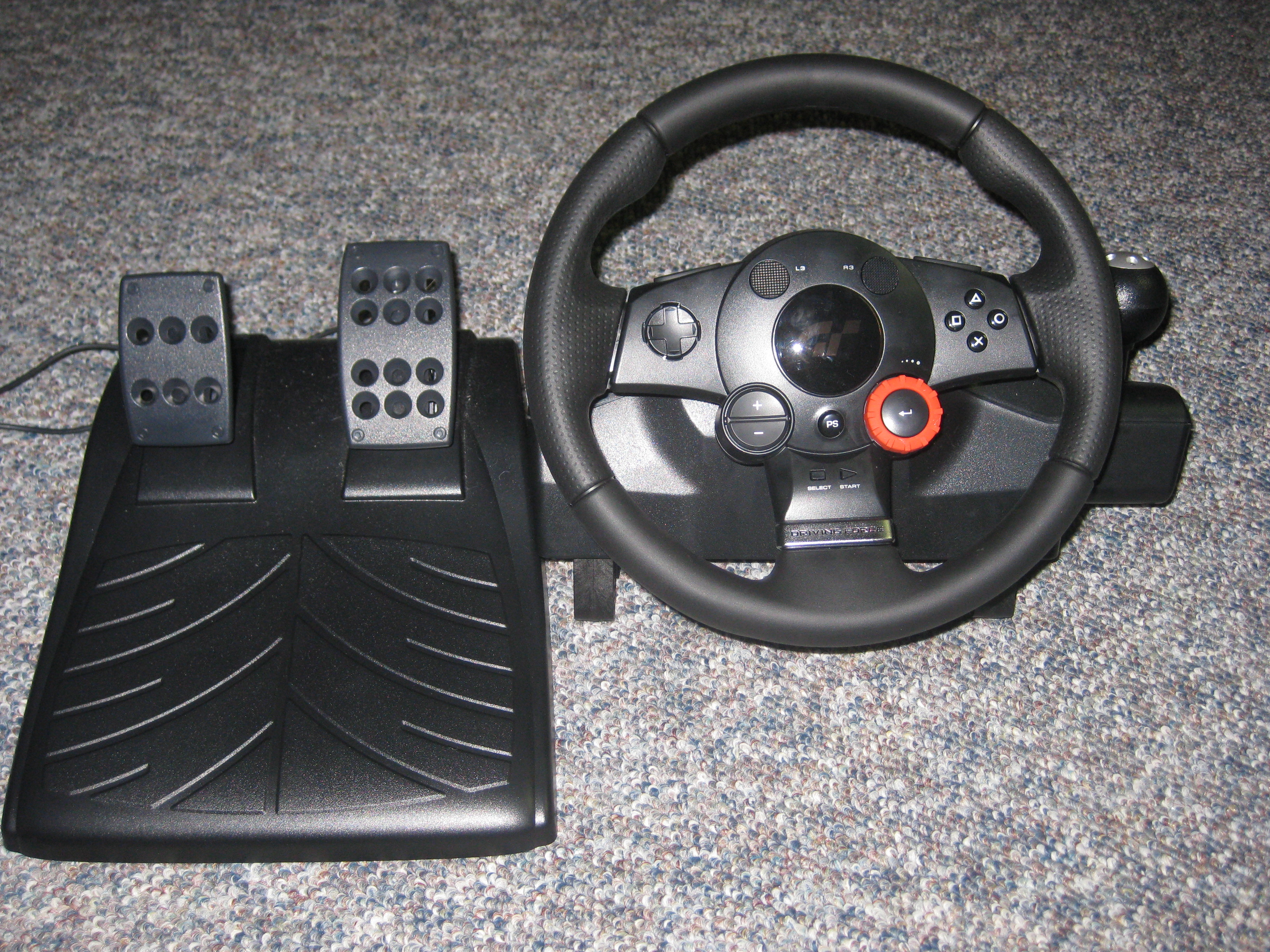 How To Use A Ps Controller For City Car Driving