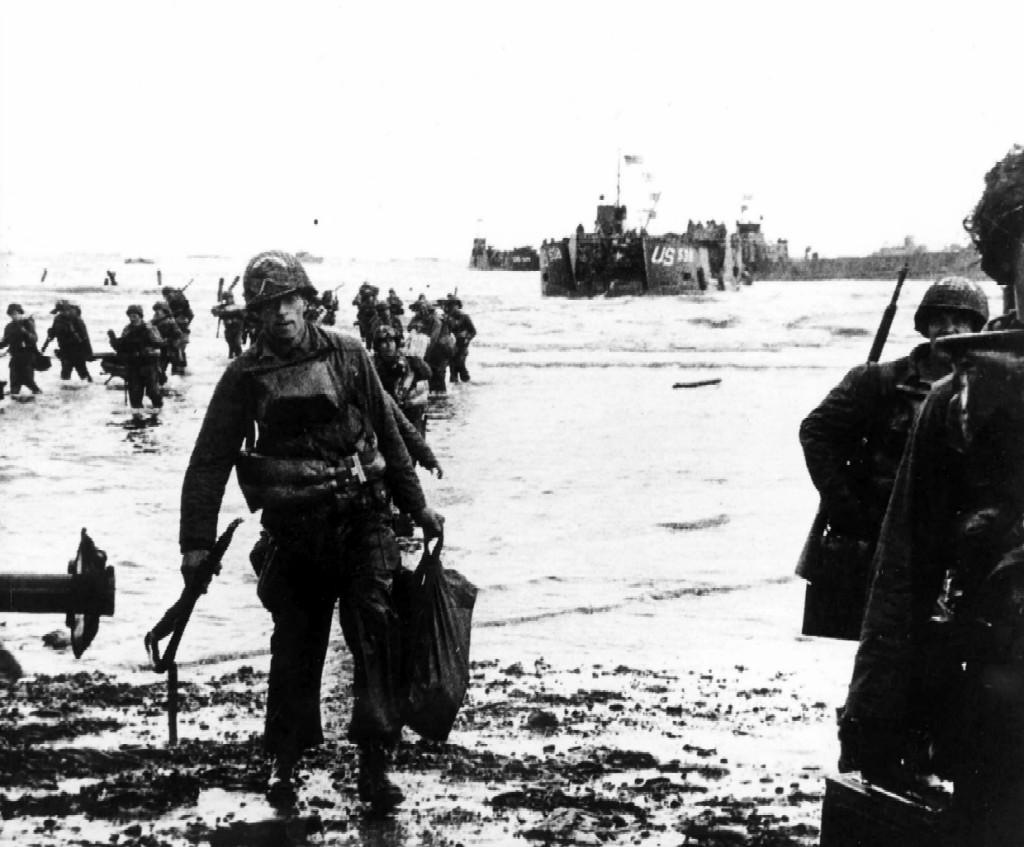 Préparatifs du Débarquement de Normandie 6 juin 1944 Jour J