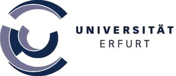 Bildergebnis für logo uni erfurt