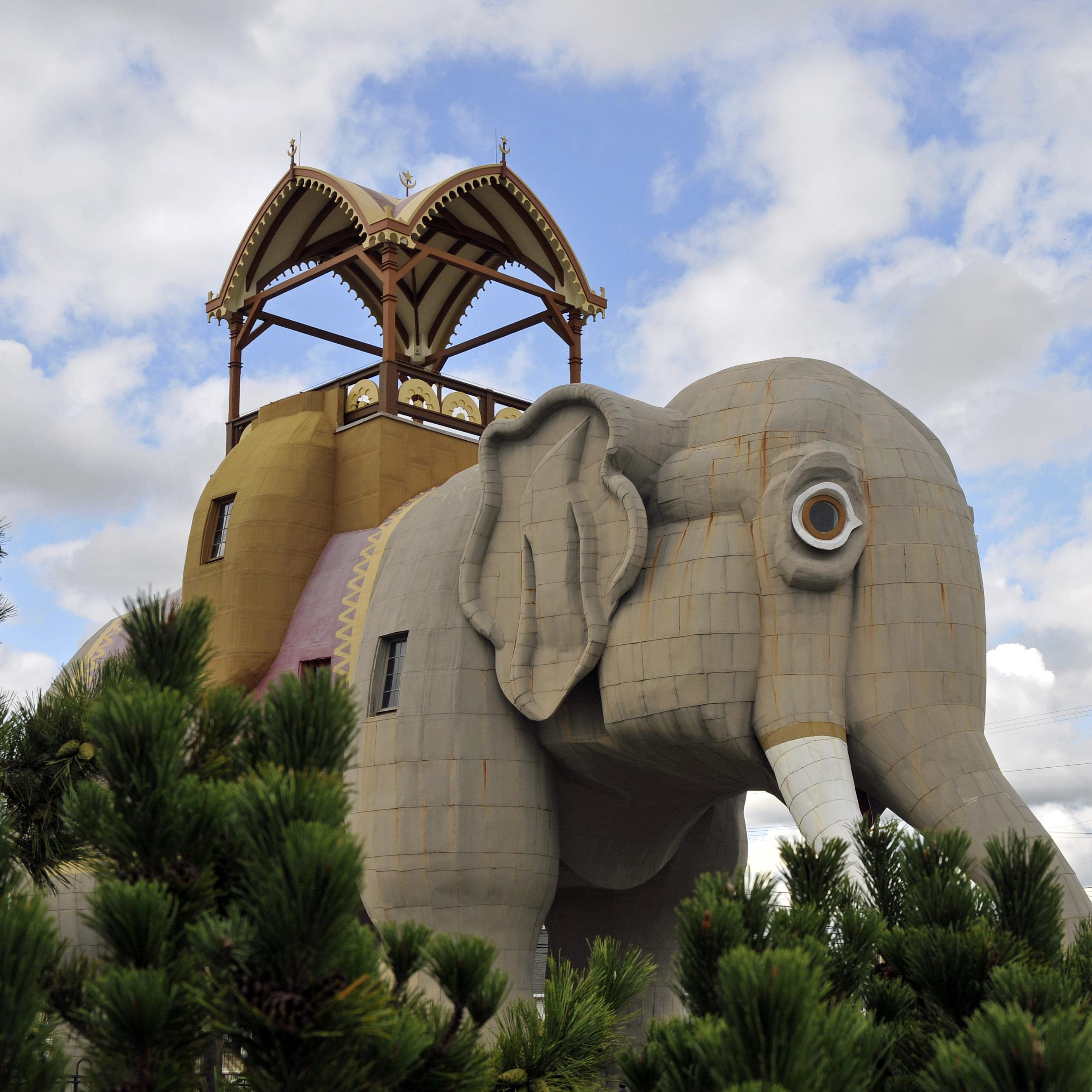 Elephant Shaped Building Margate City Nj Address