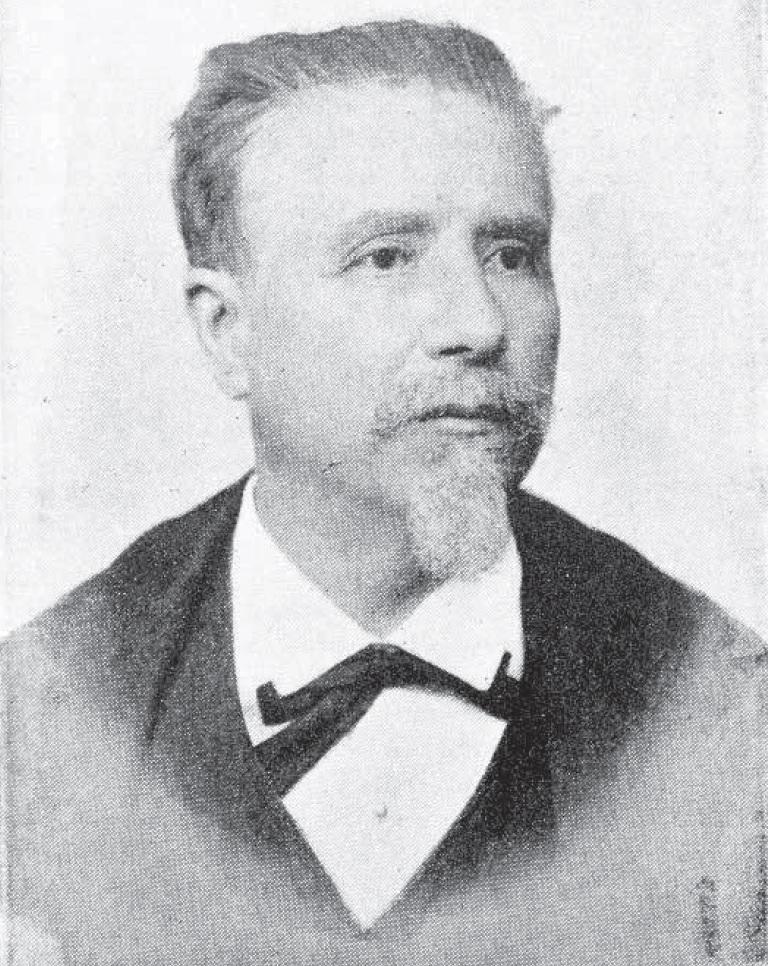 Manuel Murguía.