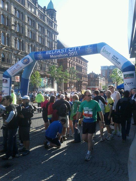 Belfast Marathon Wikipedia