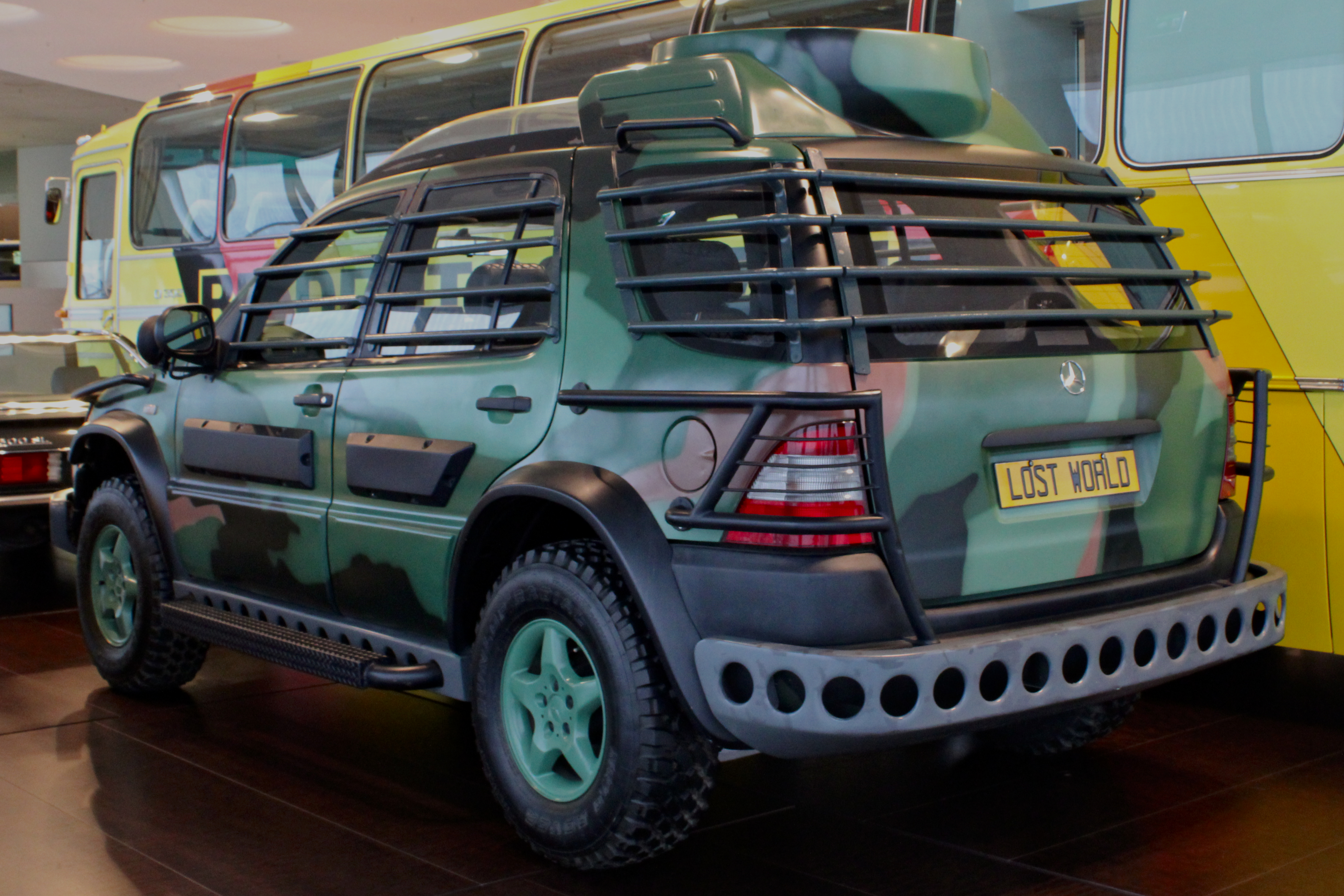Mercedes-Benz M-Class Wiki & Review