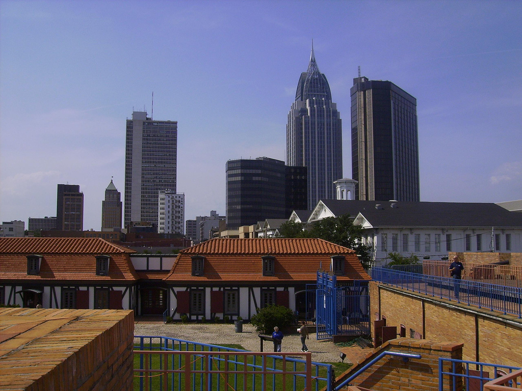 List of tallest buildings in Mobile, Alabama - Wikipedia