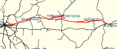 Moskva-Kazan railway line map proposed 400.png