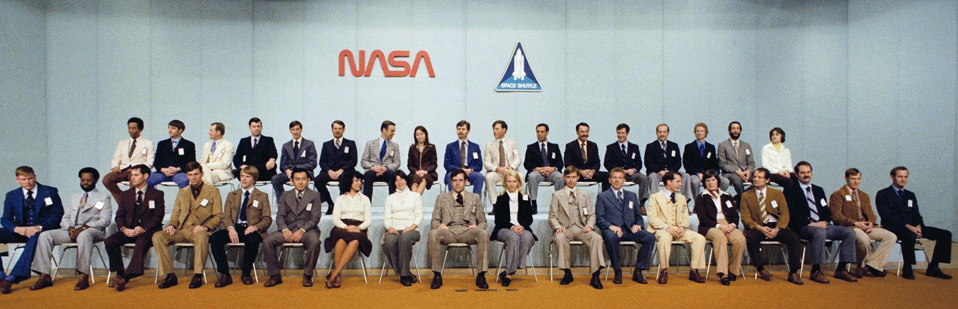 Official group portrait
