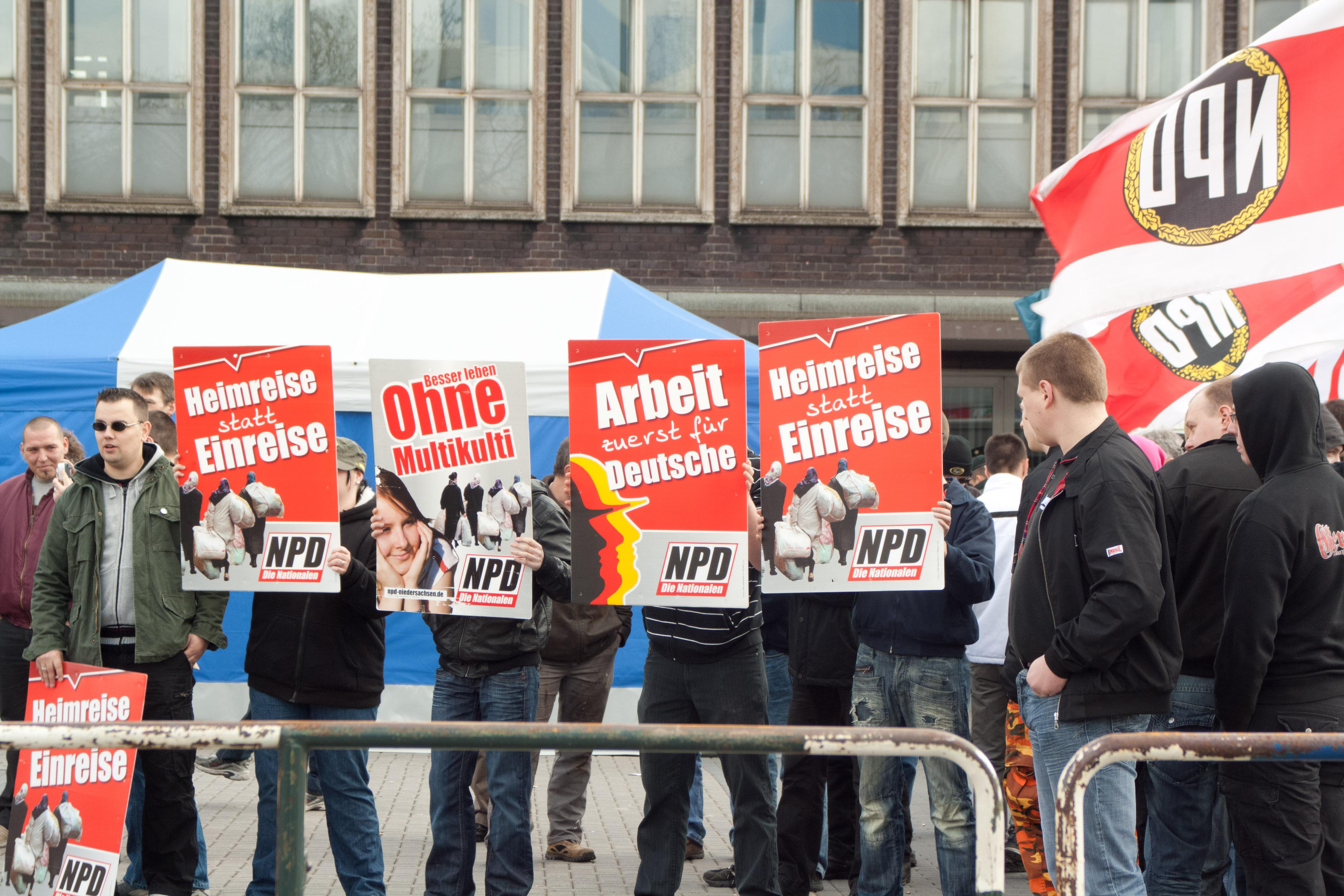 Npd Demo Göttingen