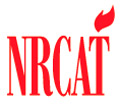 English: NRCAT Logo