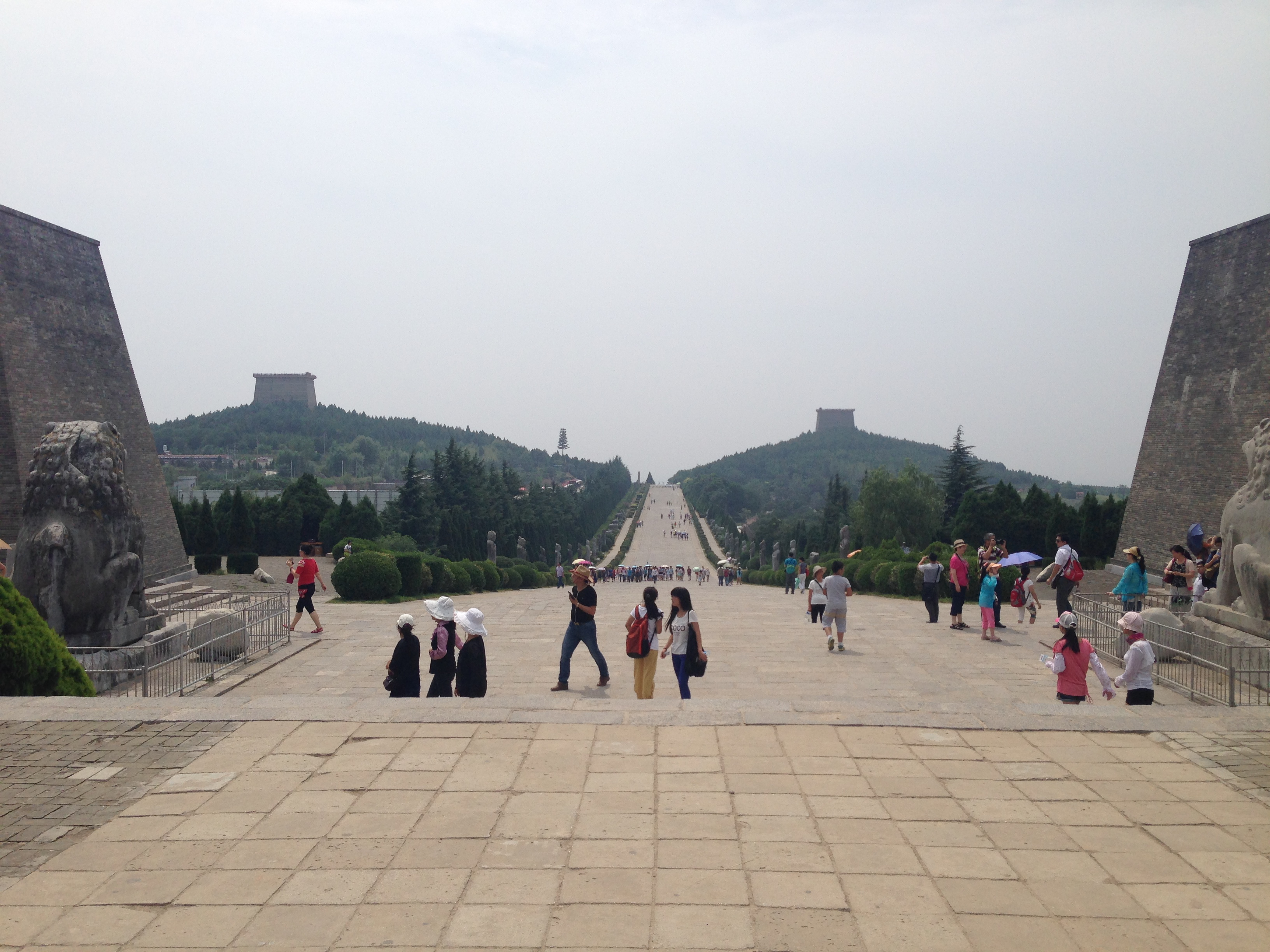Mauzoleum Qianling