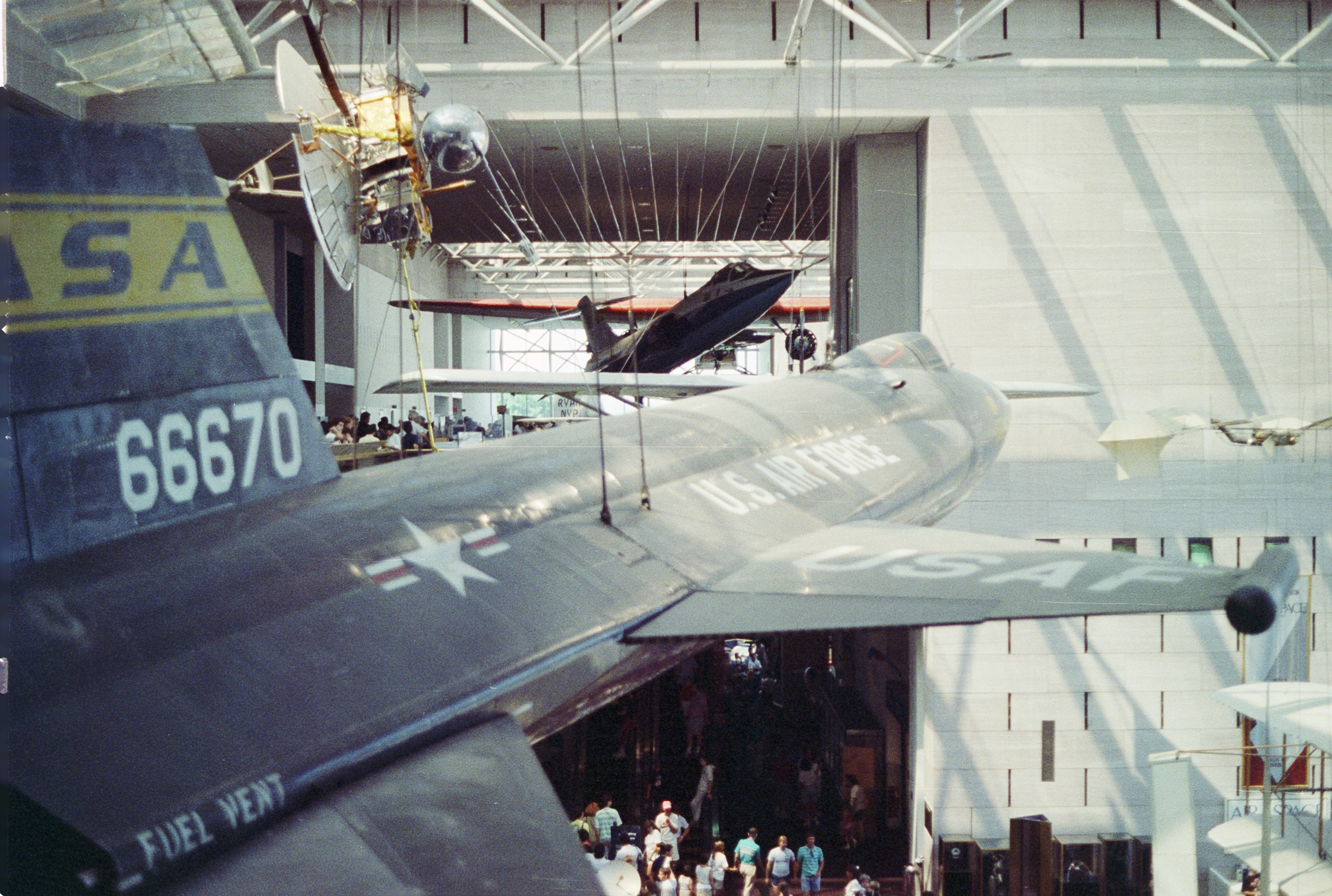 FileNorth American XA  US Air Force National Air And - Air force museums in us