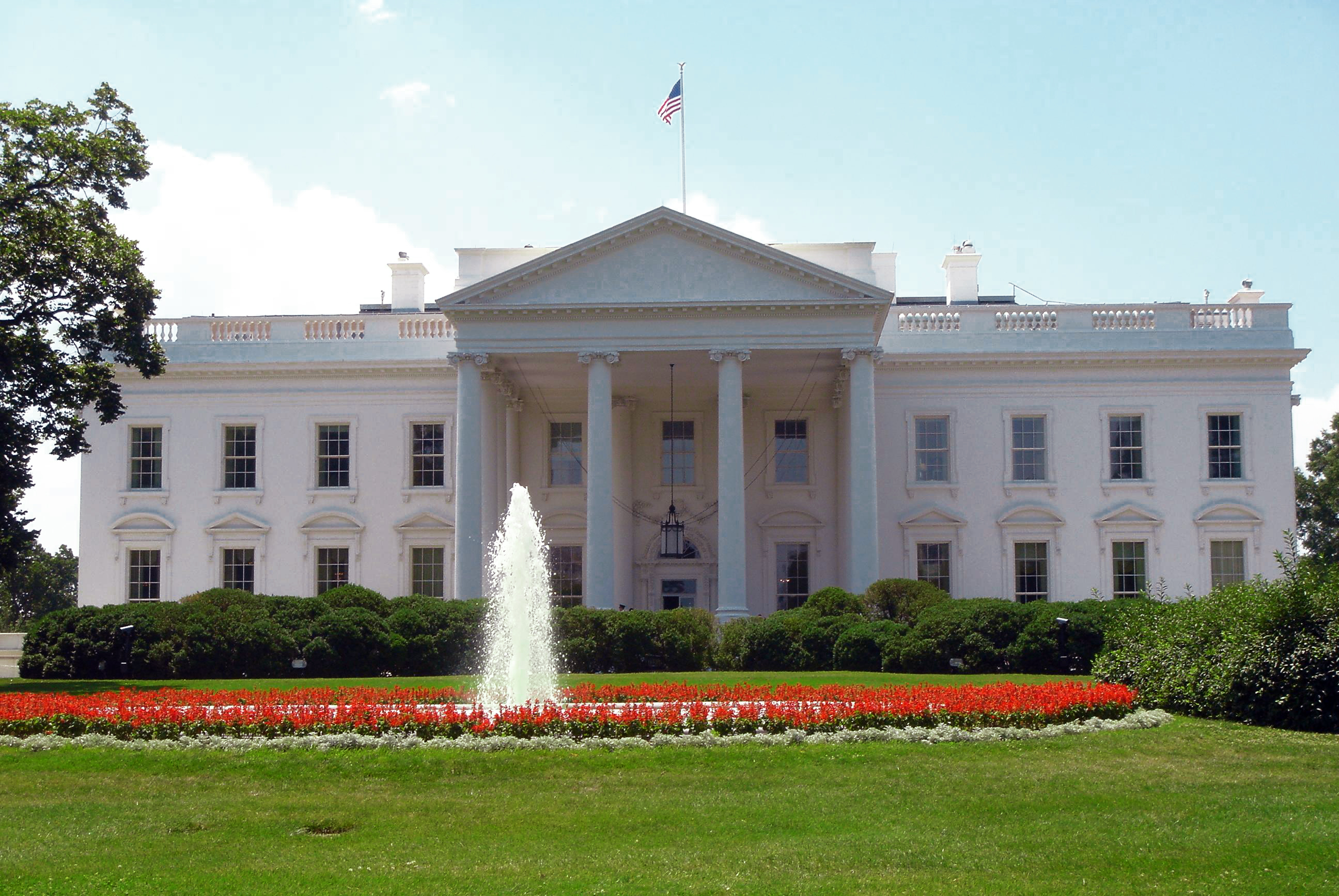 Impressive White House Washington DC 2592 x 1735 · 2215 kB · jpeg