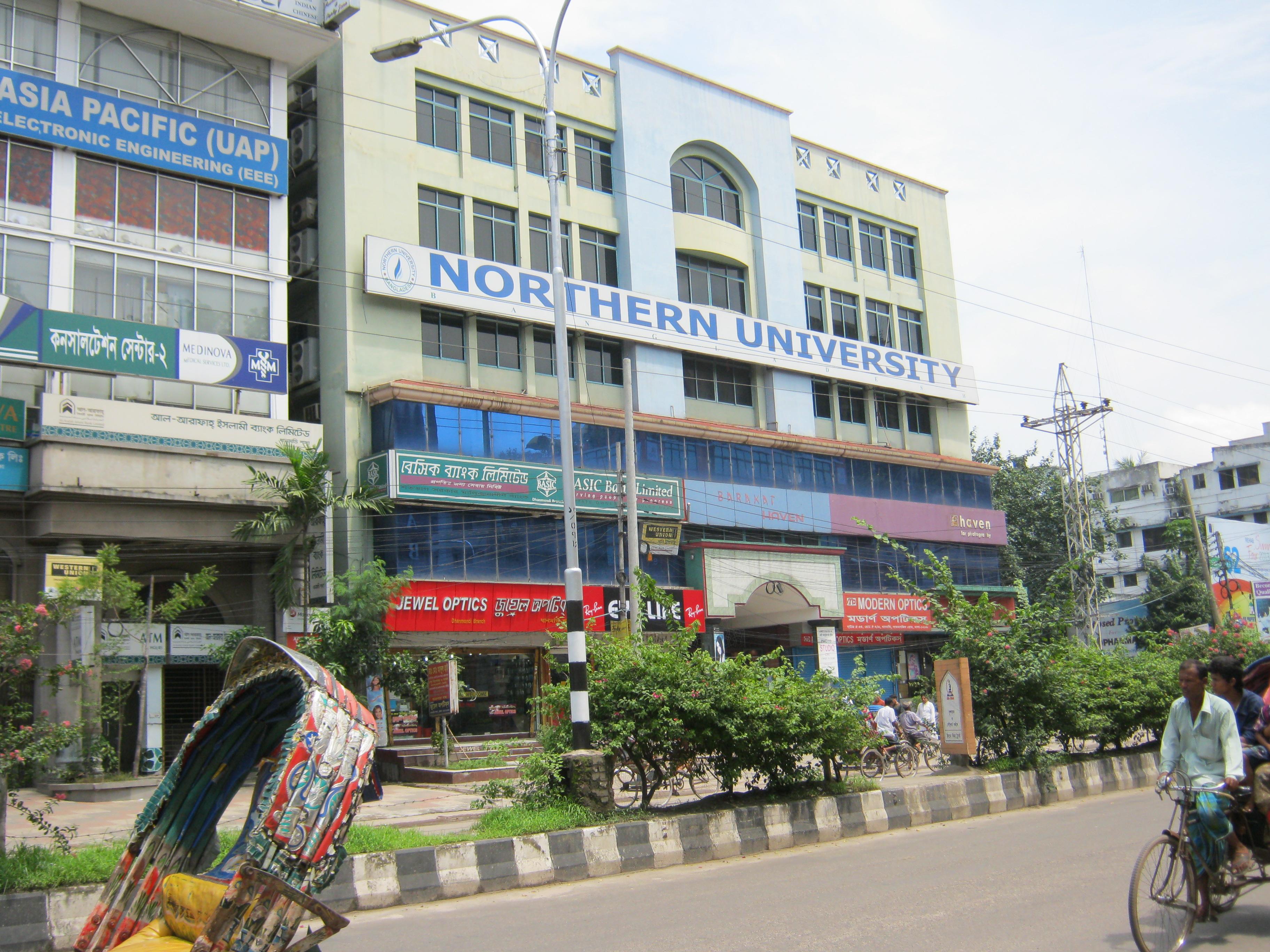 Synthia northern university bangladesh 7