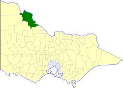 Shire of Swan Hill Local government area in Victoria, Australia