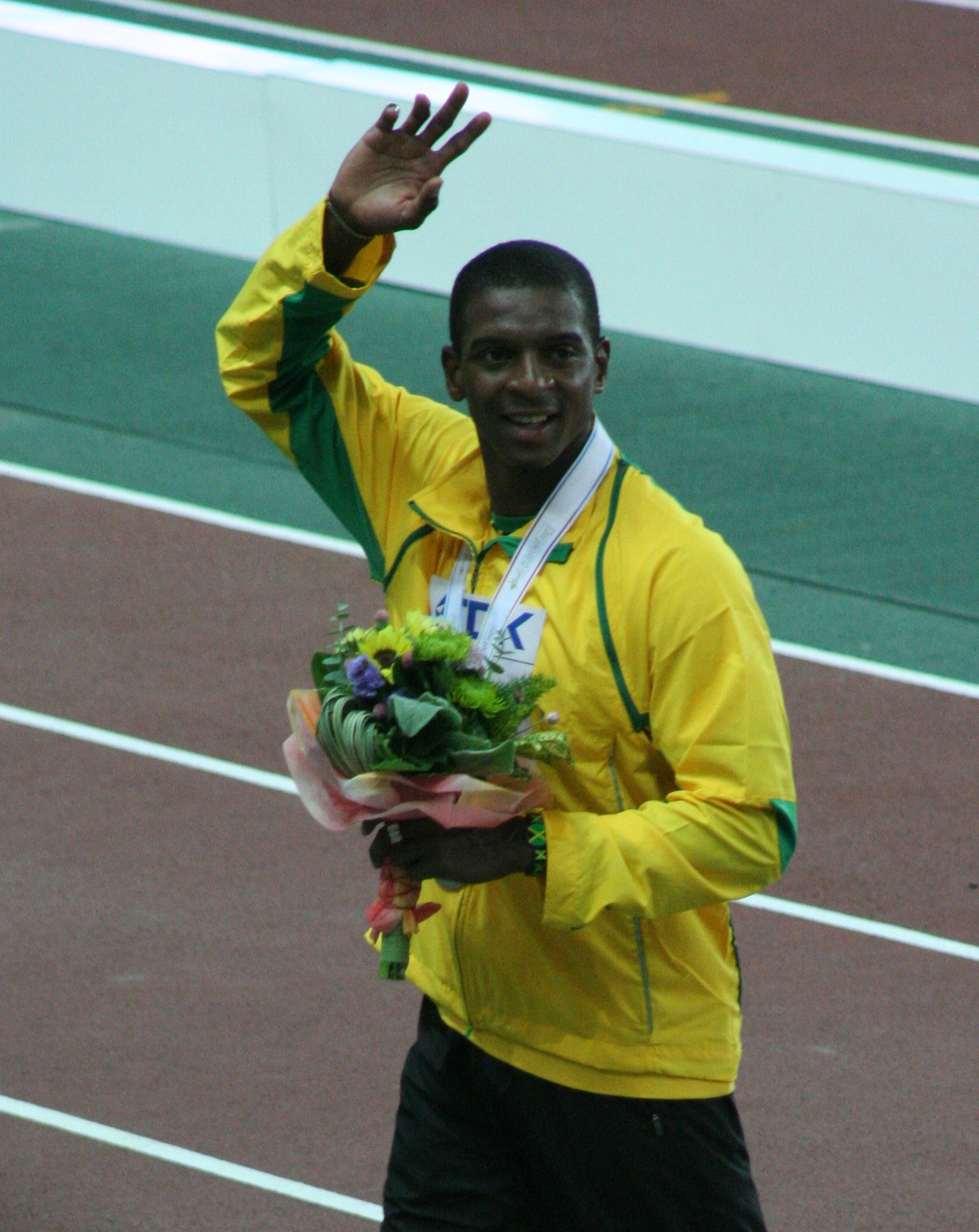 f15dc6eb7 Maurice Smith (decathlete) - Wikiwand