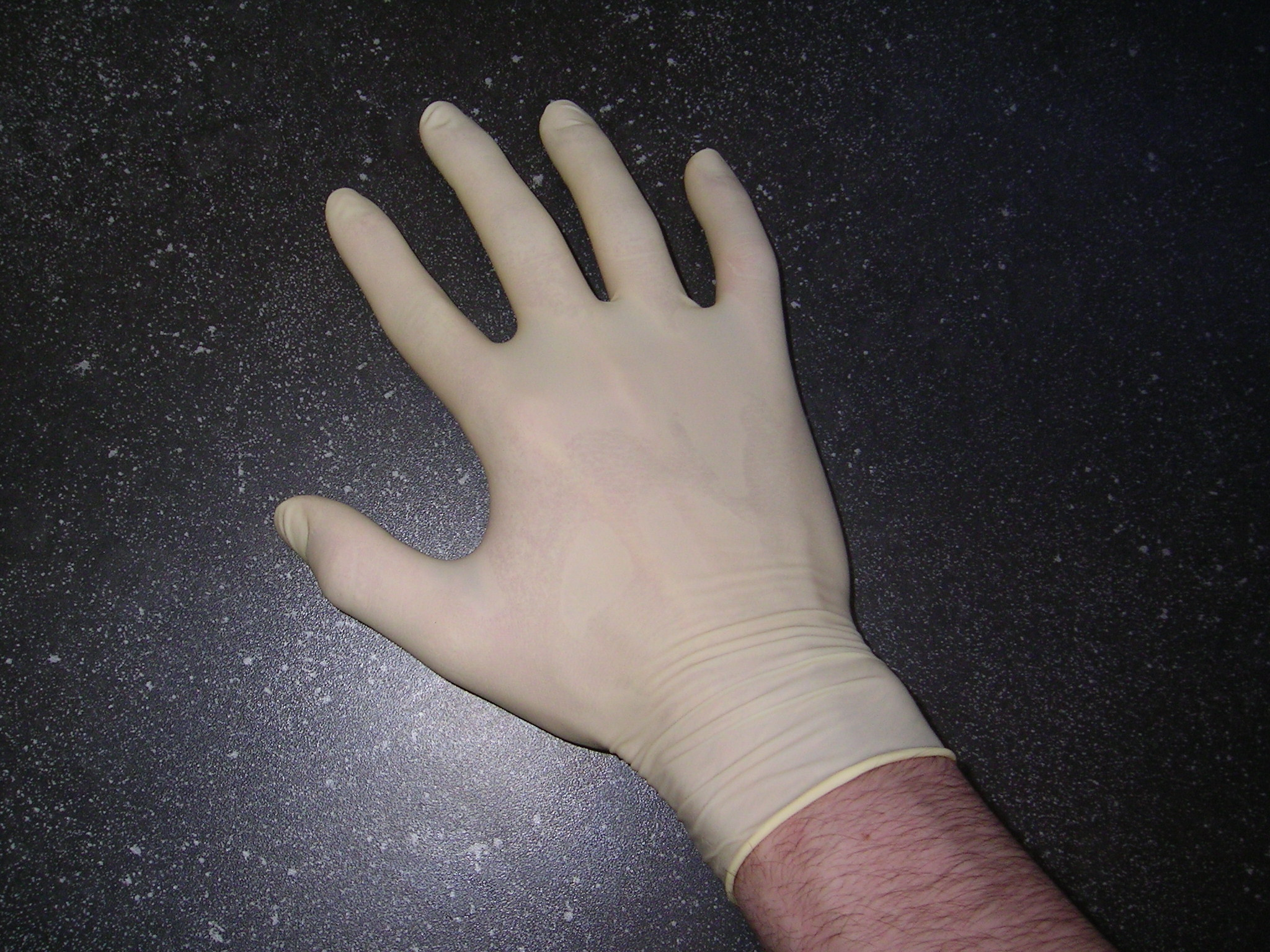 Rubber Glove Wikipedia
