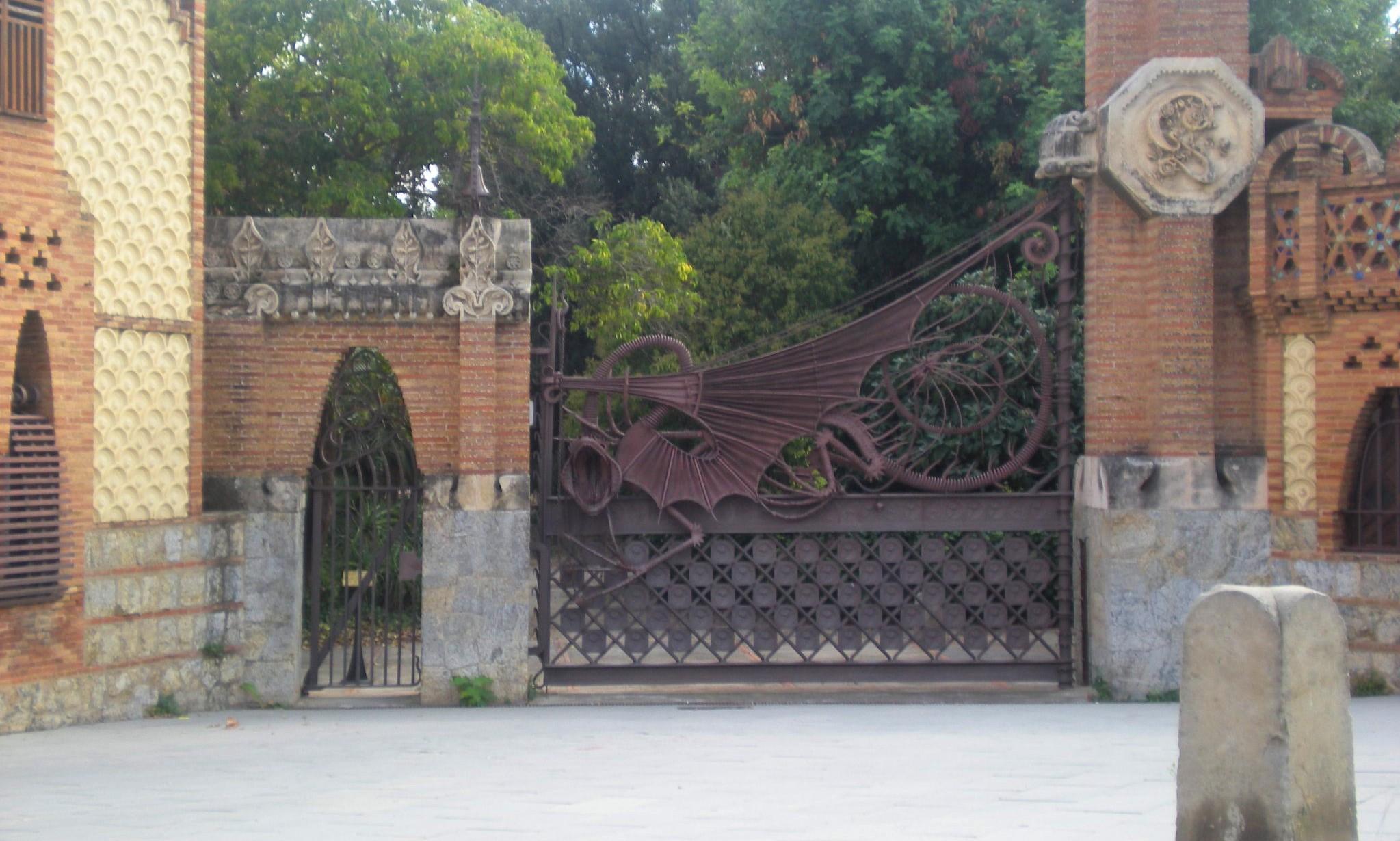 Cancelli In Legno A Villa D Adda