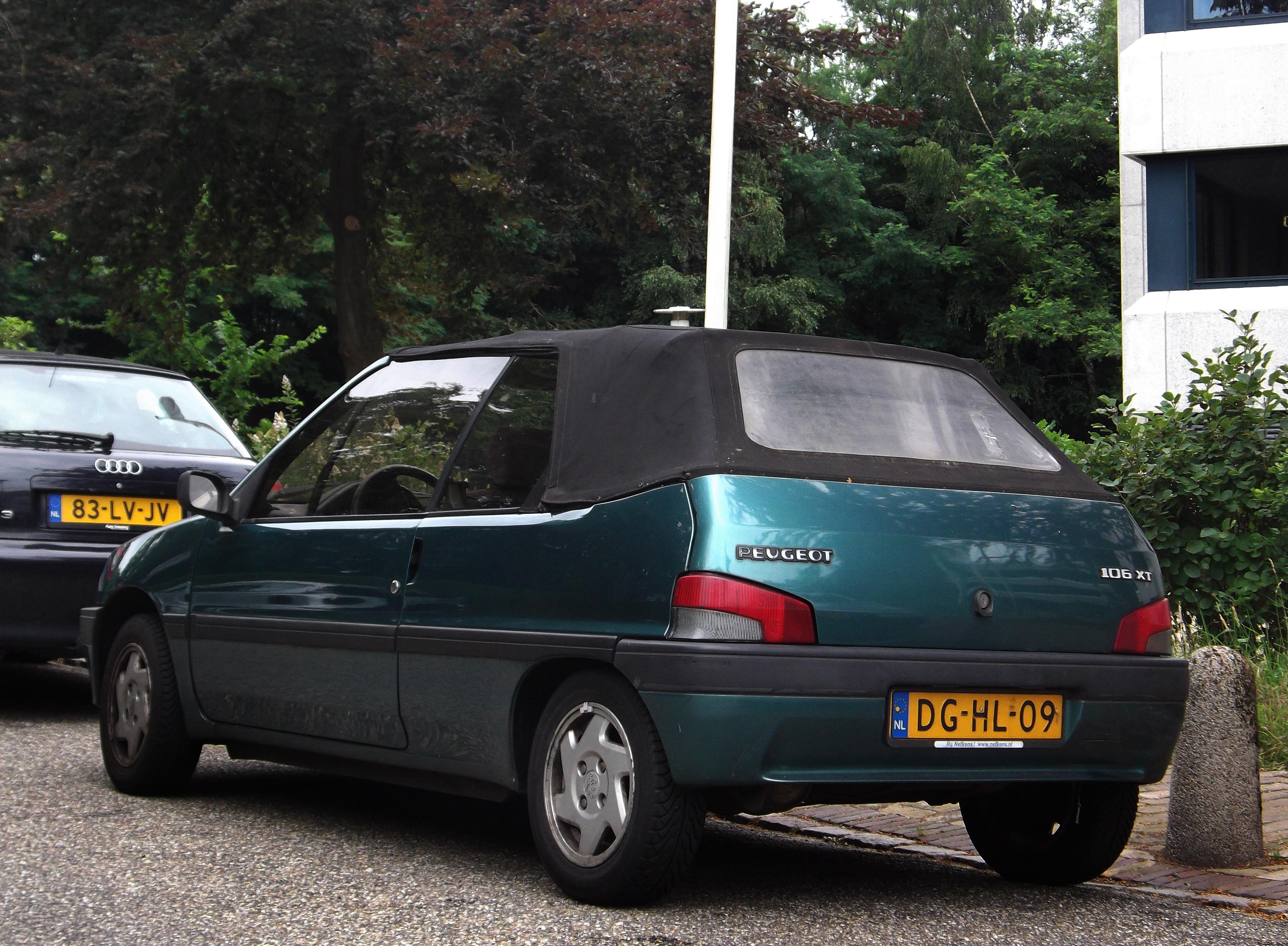 מתוחכם File:Peugeot 106 1.4 XT (9402320106).jpg - Wikimedia Commons WJ-57