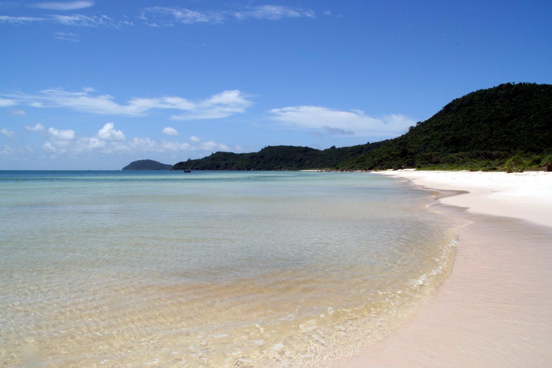 Phu Quoc playa desierta