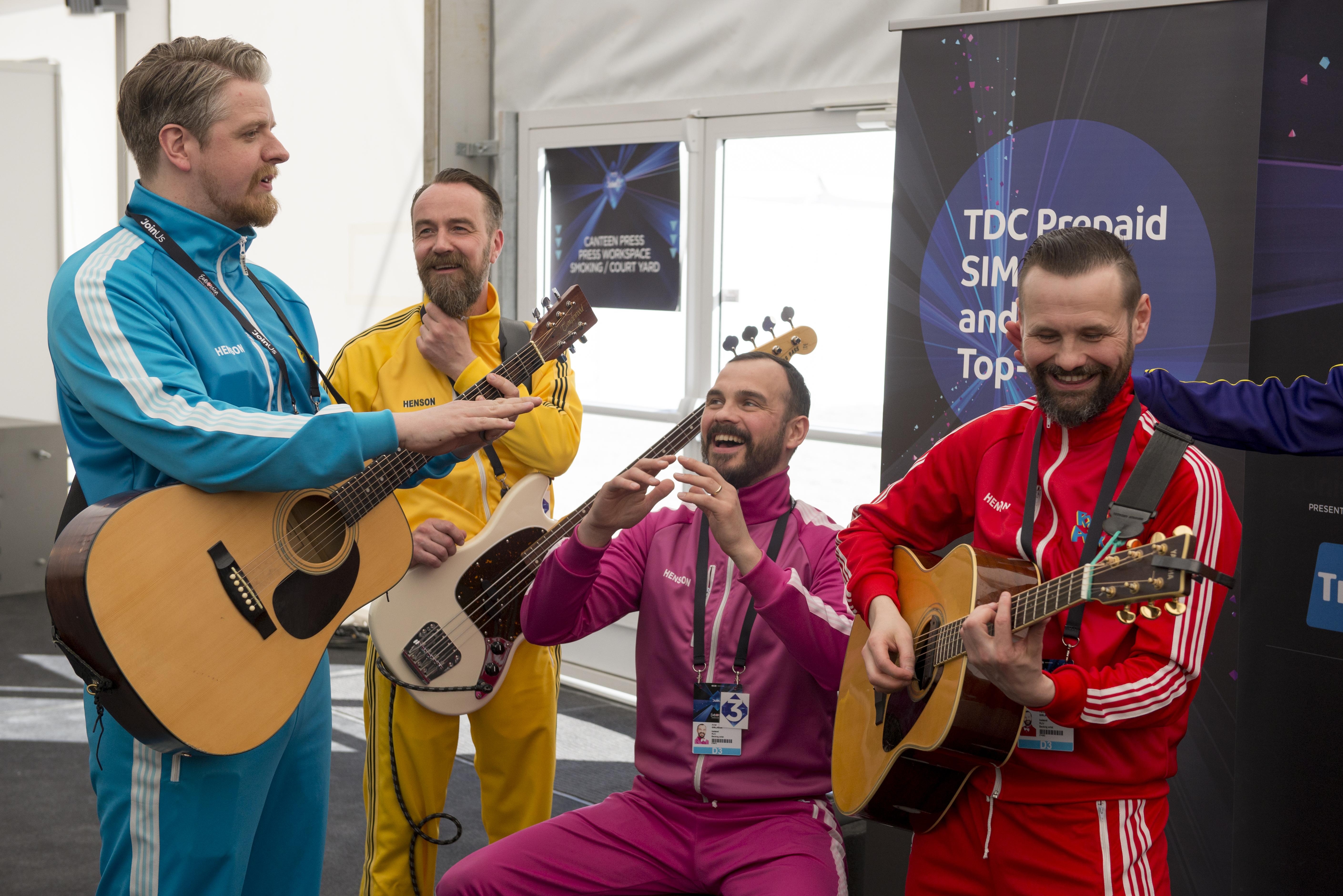 islandsk musikgruppe