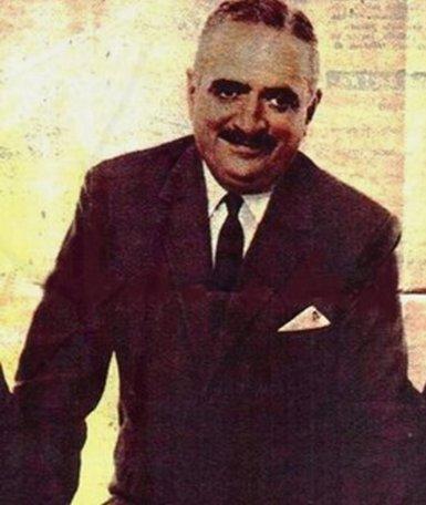 Polo Giménez en 1969.