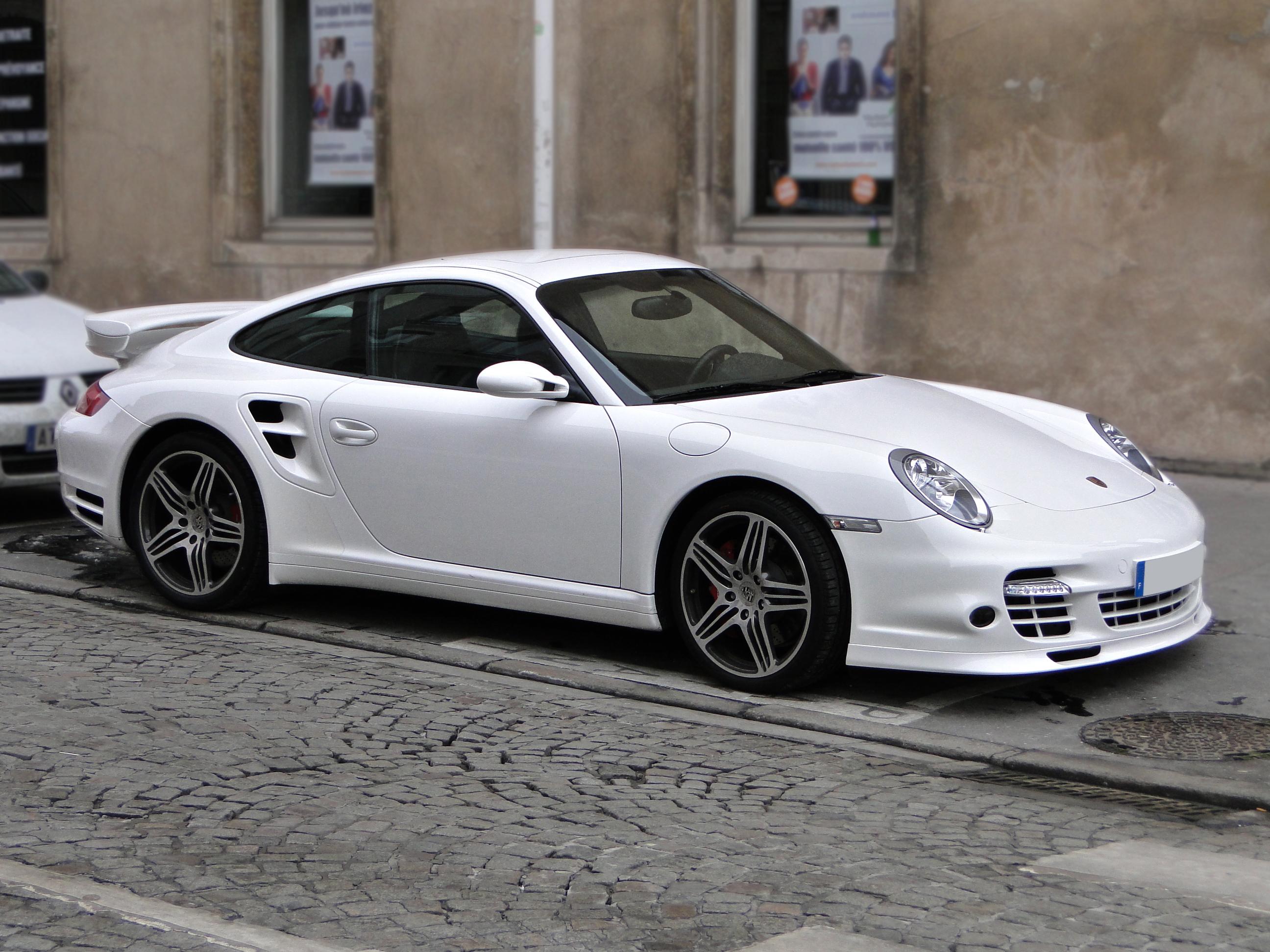 Porsche  Turbo Car Cover