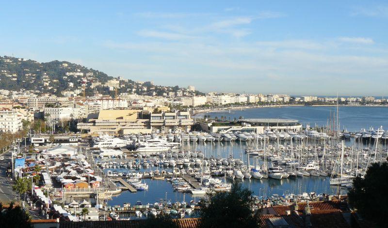 Cannes yachting festival wikip dia - Port de cannes capitainerie ...