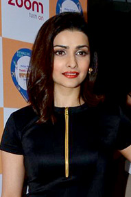 Prachi Desai at the launch of Thank God It's Fryday 3.0 (01).jpg
