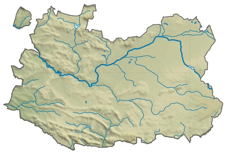 Mapa Provincia Ciudad Real.Archivo Provincia De Ciudad Real Relieve Location Map Jpg
