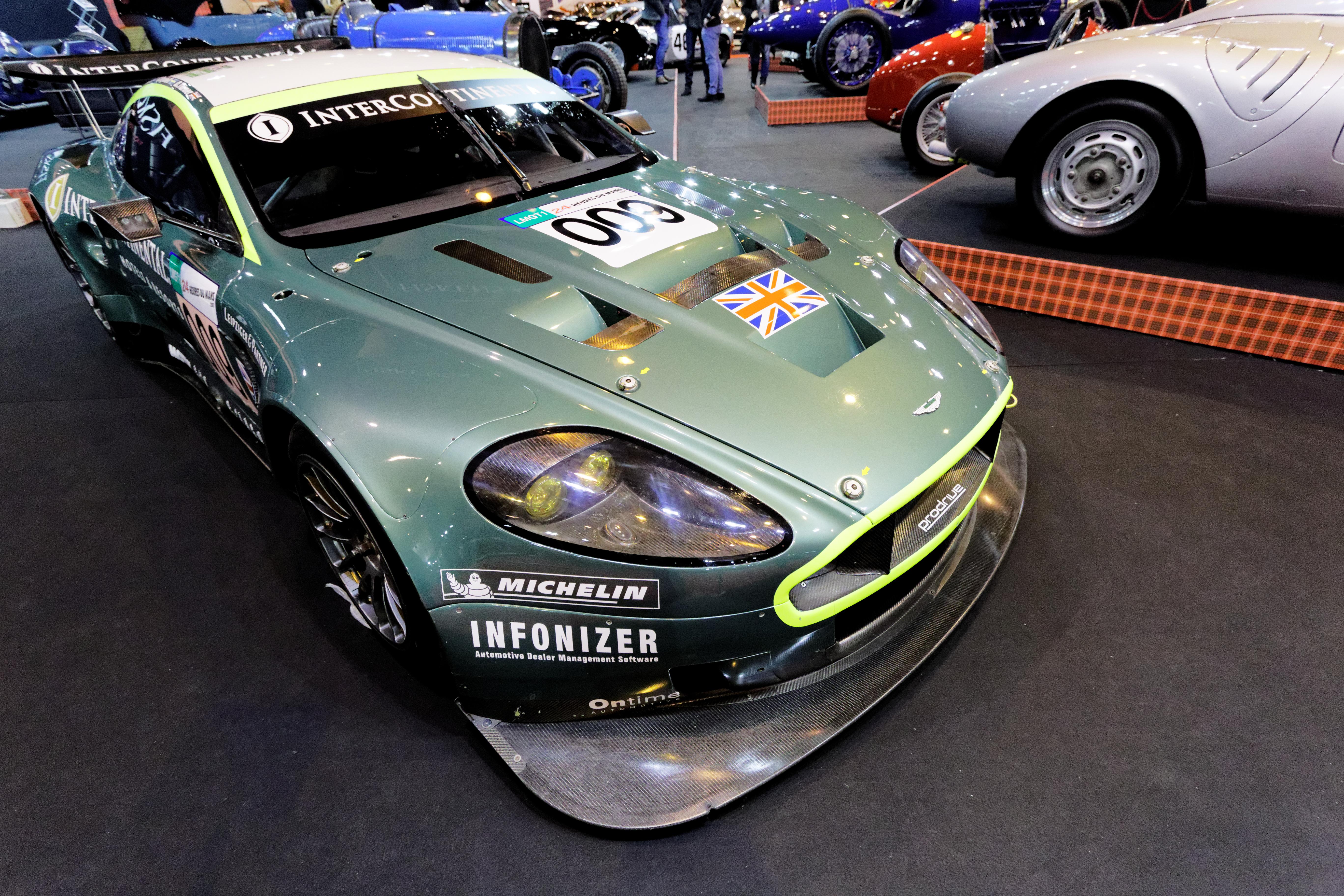 Aston Martin Dbr9 Wikipedia