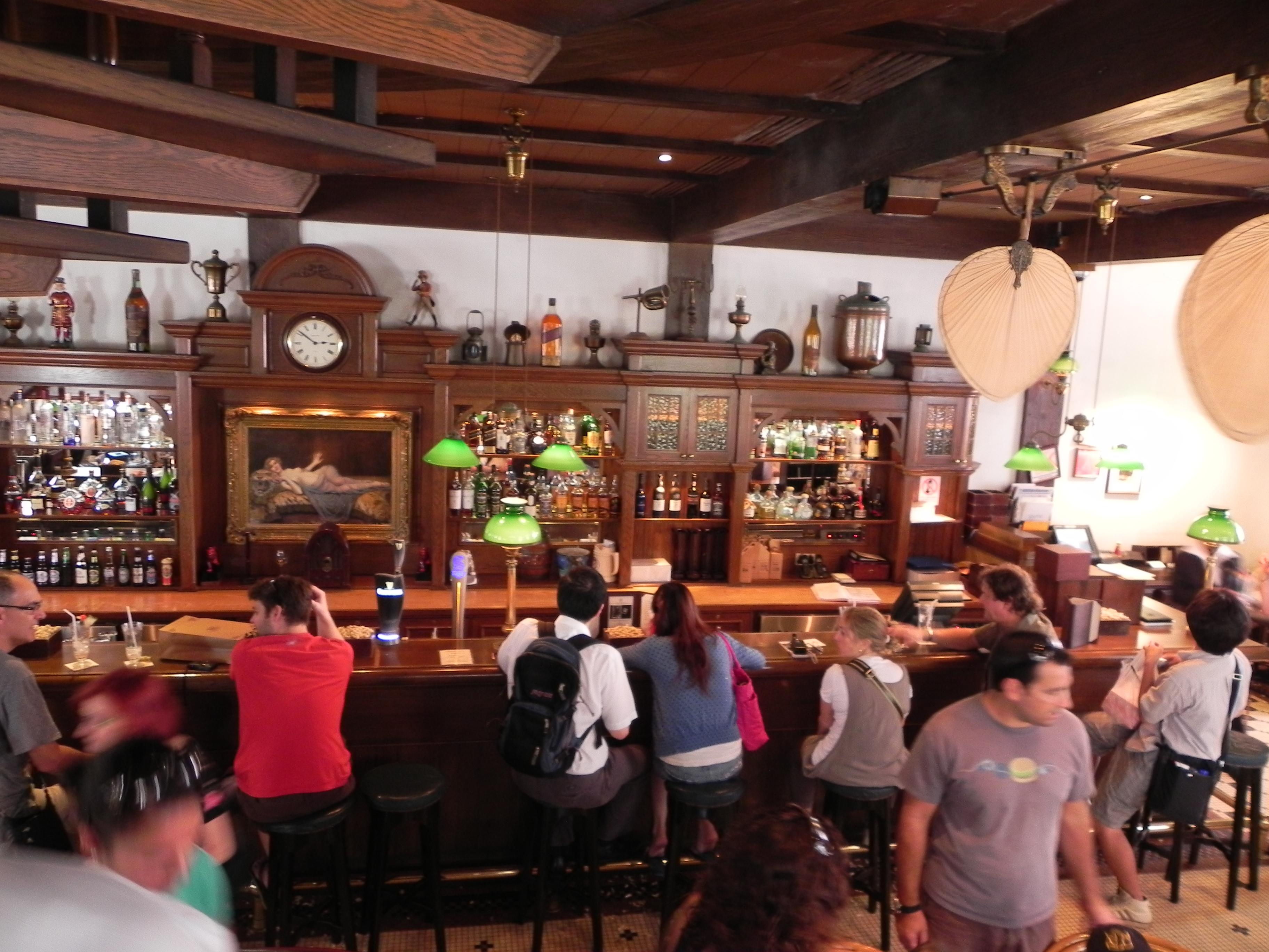 Restaurants And Bar Newtown Area