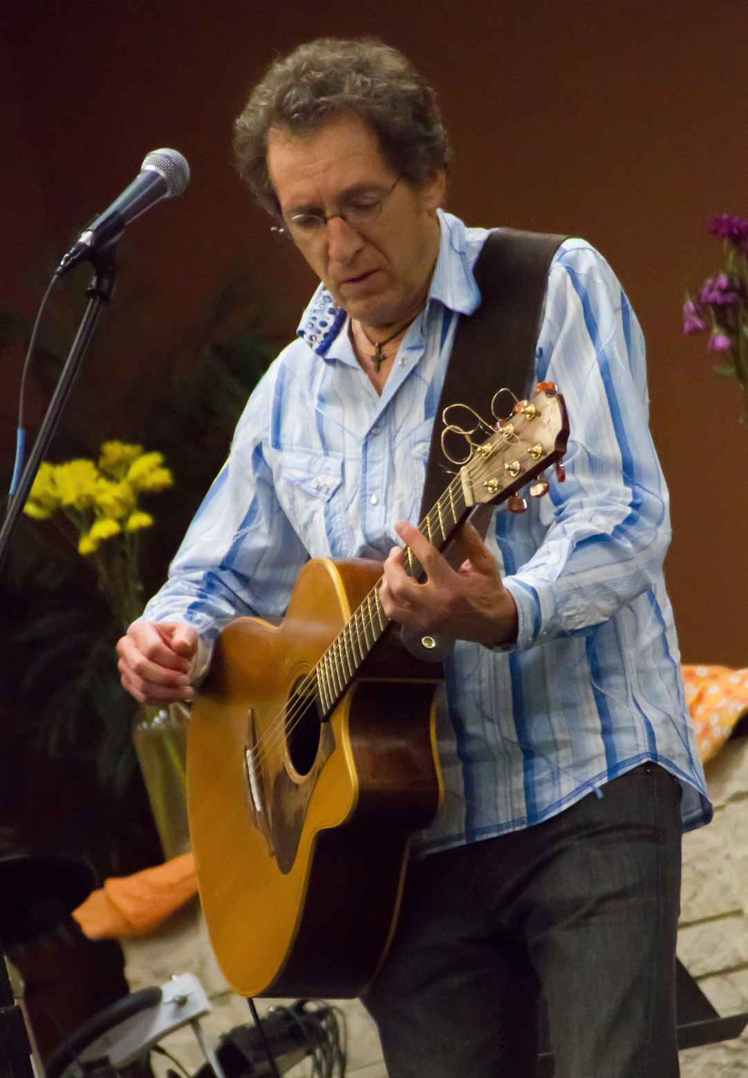 In concert May 2014 in Fremont, California
