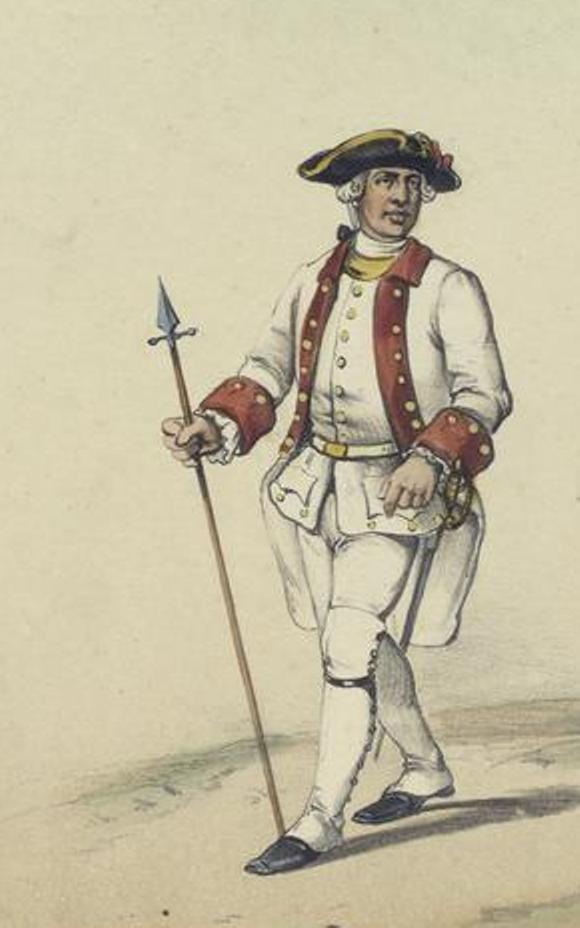 Descripción Regimiento de Lombardia 1766.jpg