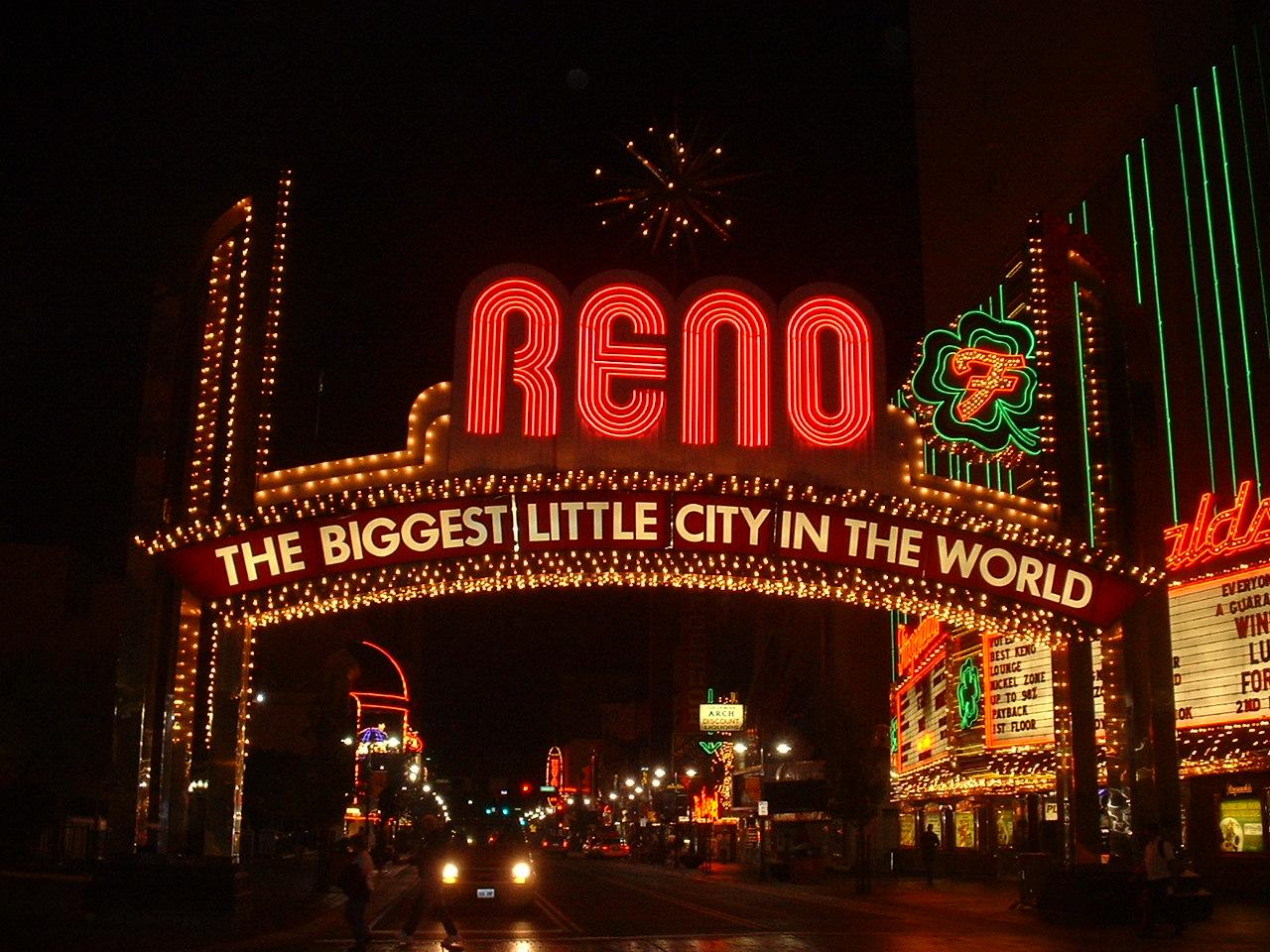 Reno Rental Car Return