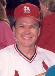 Ricky Horton American baseball player