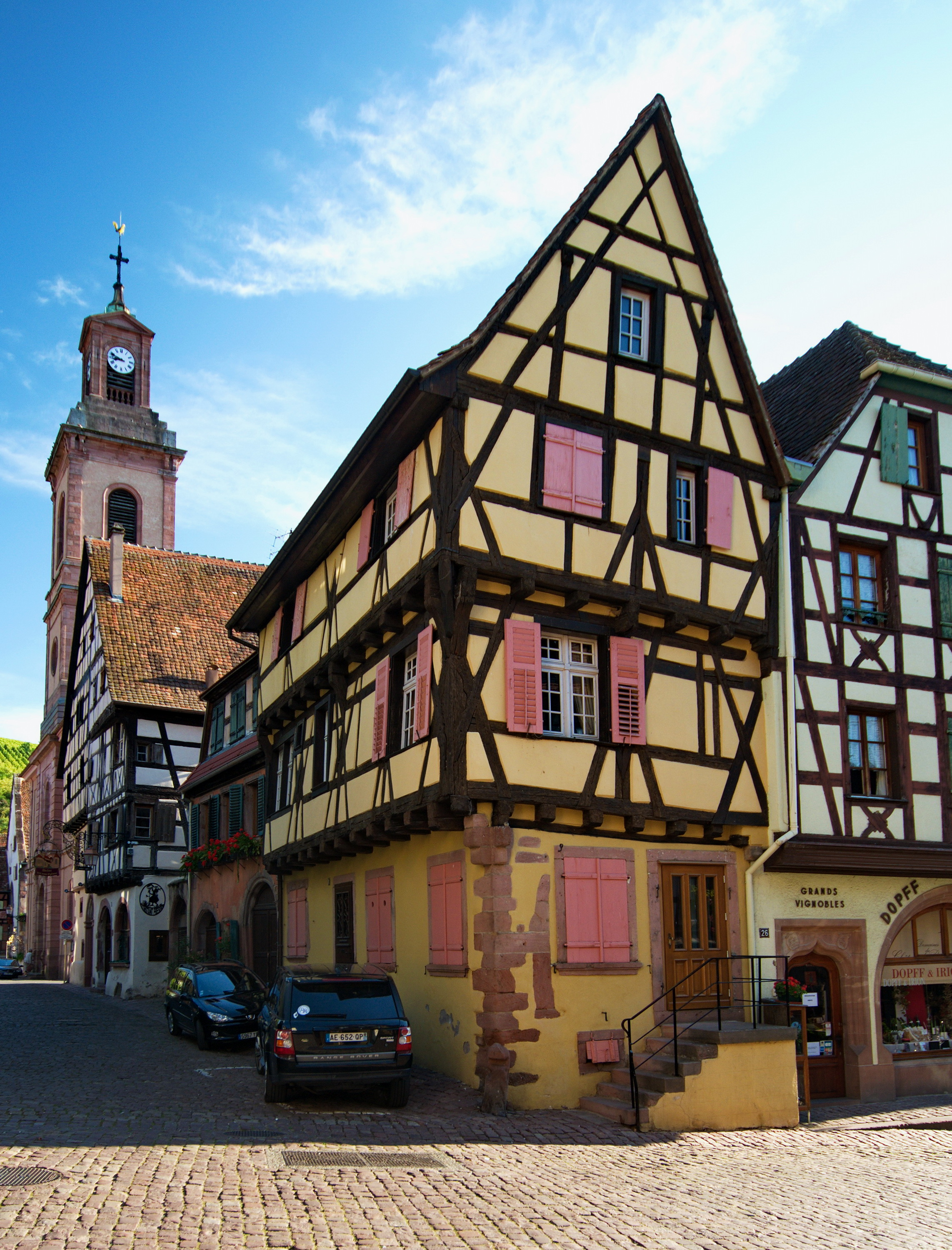 Description Riquewihr-0071.jpg Building