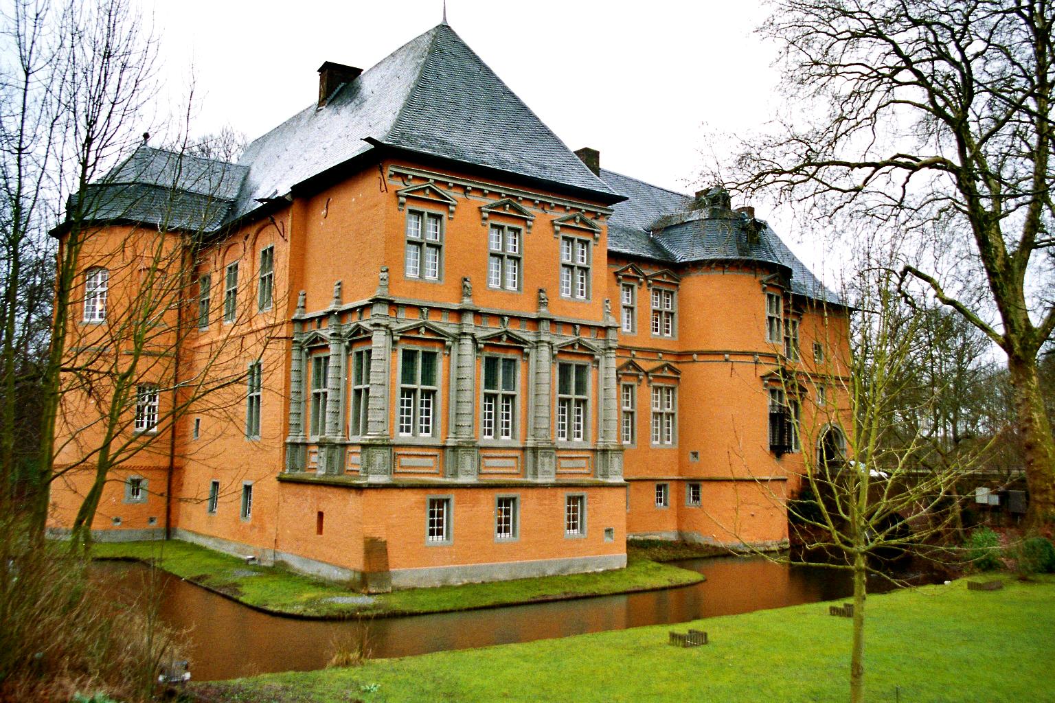 Billedresultat for Herrenhaus von Schloss Rheydt
